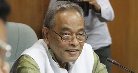 স্বরাষ্ট্রমন্ত্রী মহিউদ্দিন খান আলমগীর